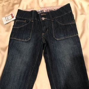 Mossimo girl crop jeans size 14.
